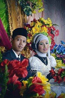 Wedding, Custom Java, Muaro Jambi, Married Couples