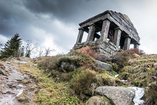 Donon, Mountain, Temple