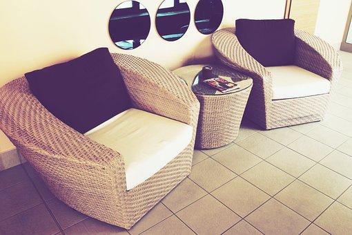Resting, Vintage, Wellness, Equipment, Ante-room