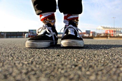 Shoes, Socks, Style, Socks Shoe, Skater Shoes
