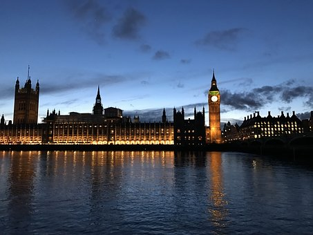 House Of Commons, Westminster, London