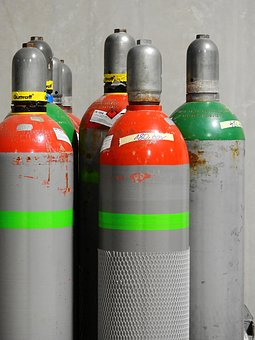Gas, Weld, Welder, Protective Gas, Autogen, Mig