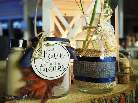 Decoration, Autumn, Fall, Wedding