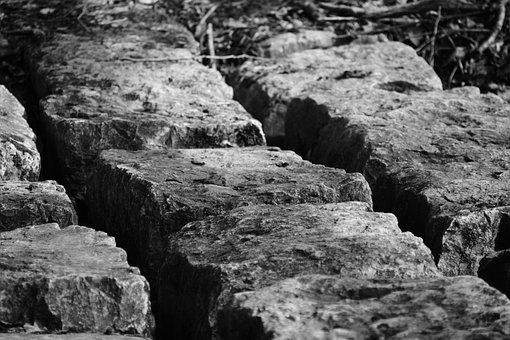 Away, Stones, Nature, Stonier Away, Block, Stone Blocks