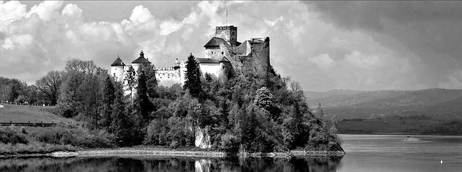 Castle, Niedzica, Picturesque, History, Monument