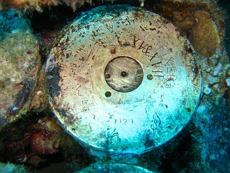 History, Flooded, Ship Underwater, Safari, Sea