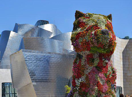 Bilbao, Pupi, Guggemheim, Tourism, Architecture, Museum