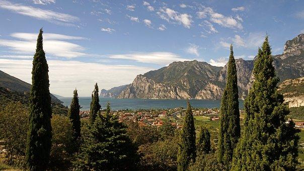 Garda, Lago Di Garda, Lake, Nature, Lake View, Lombardy