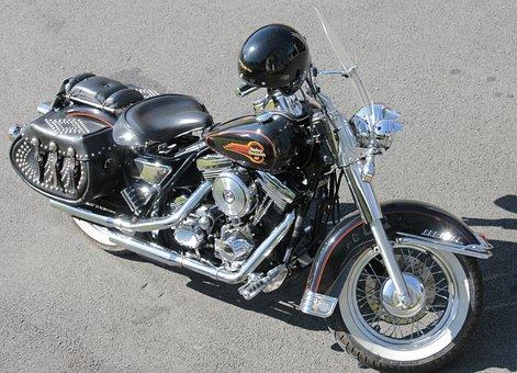 Harley Davidson, Motorcycle, Harley, Motorcycles