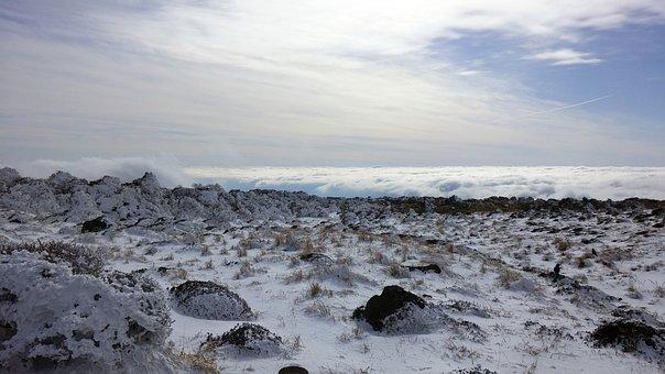 Mountain, Halla Course Winter Yeongsil