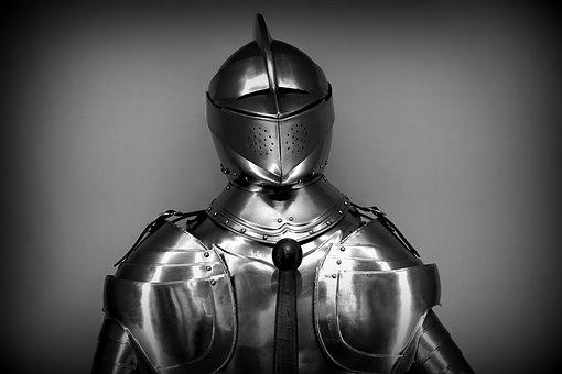 Armor, Weapon, Medieval, Knight, Military, Power, Metal