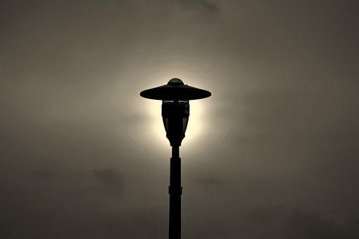 Replacement Lamp, Shine, The Sun, Haze, Dark