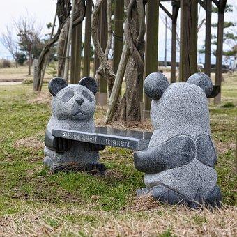 Animal, Panda, Wild Animal, Cute, Park, Wood, Tree