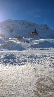 Ice, Zugspitze, Snow, Schneefernerhaus
