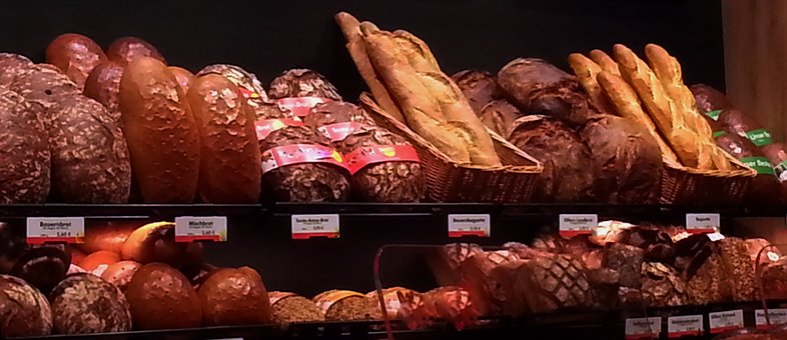 Bread, Pastries, Baked, Fresh, Crispy, Homemade, Loaf
