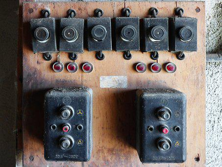 Electrical Box, Differential, Sinkers, Electricity