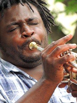 Musician, Jazz, N, Music, Musical, Instrument, Sound