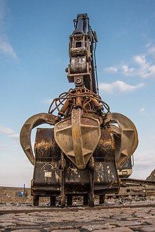 Extruder, Heavy Machinery, Steel, Machinery, Tool