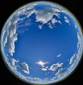Blue Sky, Cloud, All, Sun, Mongolia, Hard Wire Smart
