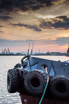 Tug, Tug Boat, Ships, Boat, Water, Transportation