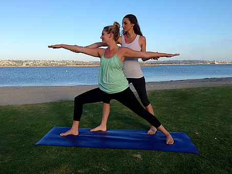 Yoga By The Bay, Yoga, Outdoor Yoga