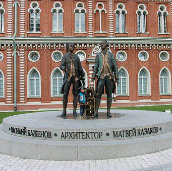 Architect Bazhenov, Architect Cossacks, Moscow