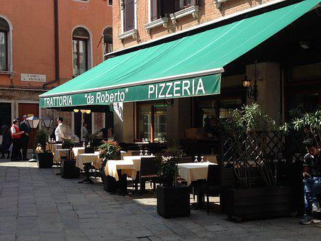 Pizza, Italy, Authentic, Classic, Culture, Venice