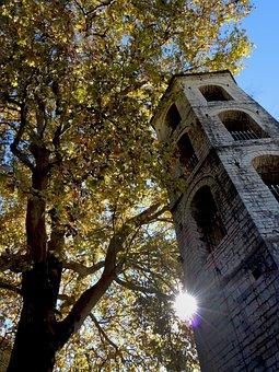 Church, Zagoroxoria, Building, Greece, Mountain, Papigo