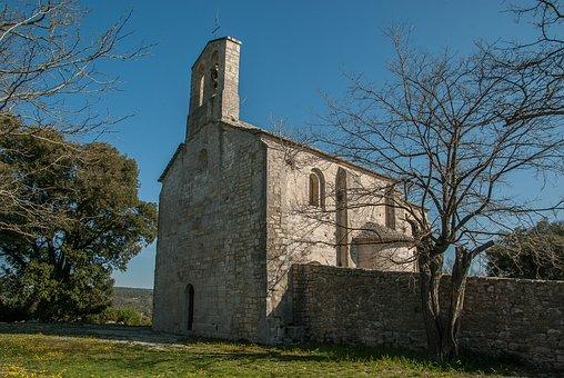 Herald, Romanesque Chapel, Heritage, Religion, Catholic