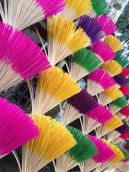 Vietnam, Colour, Explore, Discover, Adventure, Incense