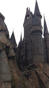 Hogwarts, Castle, Harry Potter