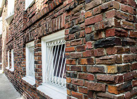 Bricks, House, Home, Architecture, Building