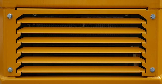 Mudguard, Sheet, Lamellar, Lacquered, Horizontal, Lines