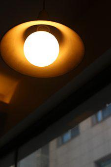 Lighting, Warm, Cafe Lighting, Light Bulb, Snug