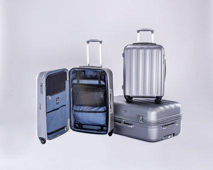 Luggage Cases, Case, Luguagges, Metallic Luguagges