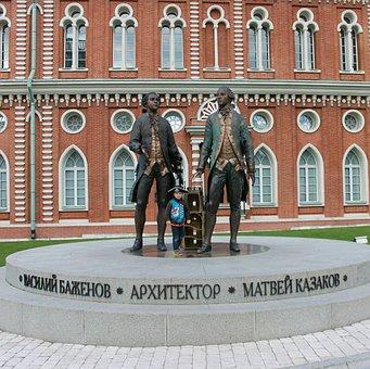 Architect Bazhenov, Architect Cossacks, Moscow