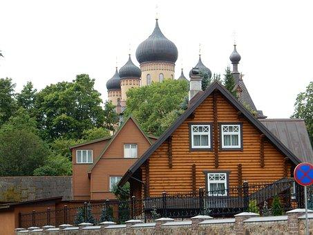 Baltic States, Nunnery, Kuremäe