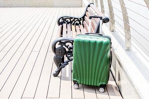 Luggage, Case, Wheel Lugguage, Outdoor
