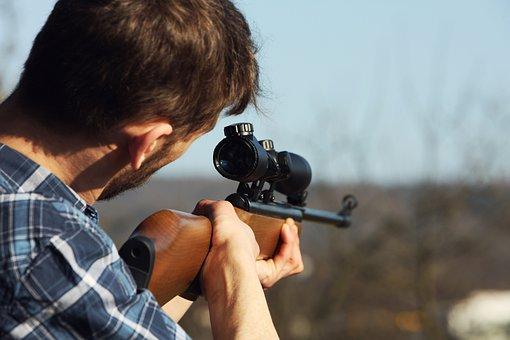 Contactors, Hunter, Amok, Sniper, Defend, Rampage