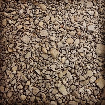 Floor, Path, Stones, Approach, Footprints, Treads