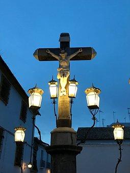 Cordoba, Christ Of The Lanterns, Spain