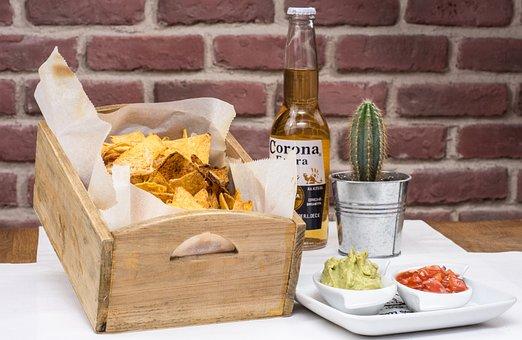 Tequila, Mexican Food, Corona Beer, Mexican, Food