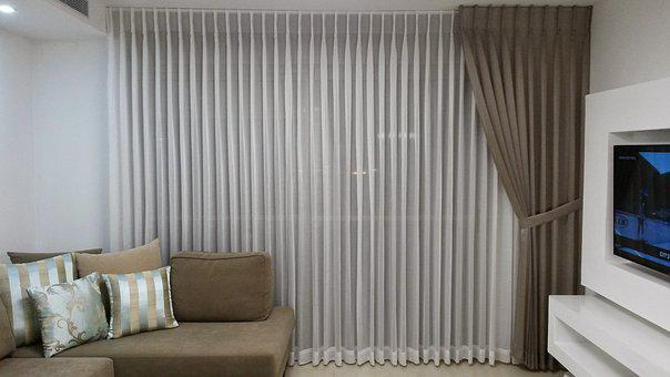 Curtain Side, Room Interior Design