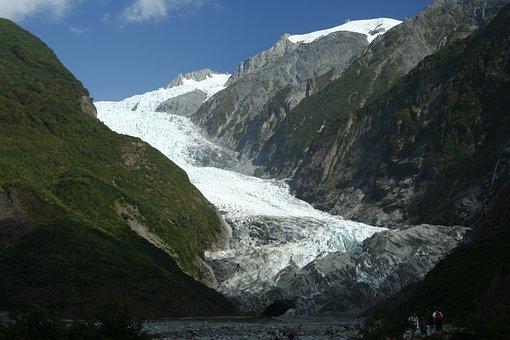 Franz, Joseph, Glacier New Zealand