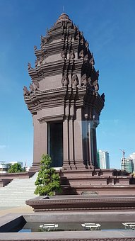 Tower, Icon Cambodia, Land Of The Pagoda Tower