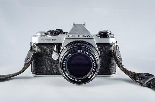 Camera, Analog Camera, Photography, Old Camera