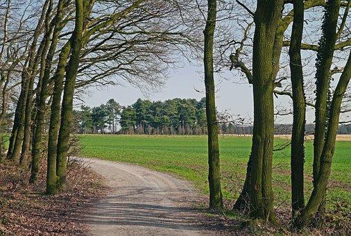 Münsterland, Parklandschaft, Westfalen