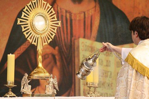 Jesus, Eucharist, Religion, Solemn Communion, Church
