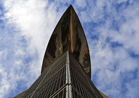 Tower, Park-sciences, Granada, Architecture