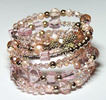 Bangle, Bracelet, Cuff, Fashion, Female, Jewelry